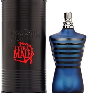 Jean Paul Gaultier Ultra Male Eau de Toilette per Uomo, 125 ml