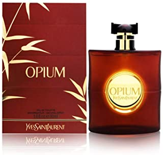 YSL Yves Saint Laurent Opium Eau de Toilette, Donna, 50 ml