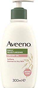 Aveeno Crema-Olio Idratante Corpo - 330 gr