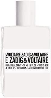 Zadig & Voltaire This Is Her! Profumo - 50 ml - 1.6 oz