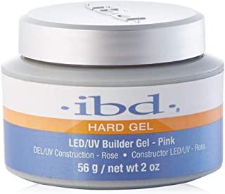 IBD LED-UV Gel costruttore, rosa, 56 g