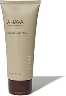 Ahava Time to Energize Mineral Hand Cream Idratante Mani Uomo, 100 ml