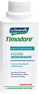 Timodore Polvere Deodorante, 250 gr