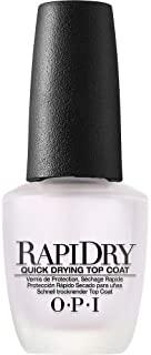 OPI Rapidry Top Coat Fissasmalto ad Asciugatura Rapida - Trasparente - 15 ml