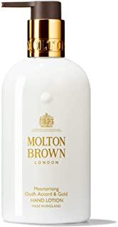 Molton Brown Oudh Accord & Gold Lozione per le mani, 300 ml