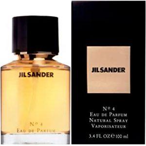 Jil Sander No. 4 Eau de Parfum, Donna, 100 ml