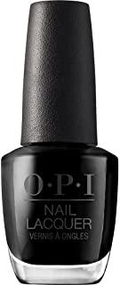 OPI Nail Lacquer Smalto - Lady In Black - 15 ml