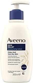 Aveeno Skin Relief Nourishing Lotion mit Shea Butter 300ml