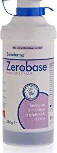 Crema Emolliente Zerobase, 500 ml