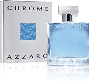 Azzaro Chrome Eau de Toilette - 50 ml