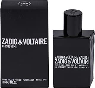 ZADIG&VOLTAIRE This Is Him! Eau de Toilette Vapo, 30 ml