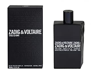 Zadig & Voltaire This Is Him! Colonia - 100 ml - 3.4 oz