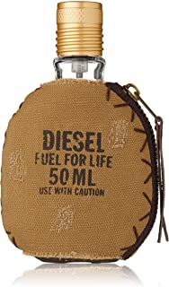 Diesel Fuel for Life Eau de Toilette, Uomo, 50 ml