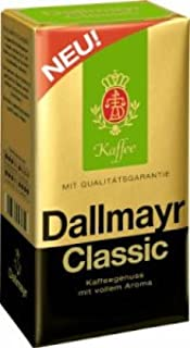 Dallmayr Classic - Caffe tostato, 12 x 500 g