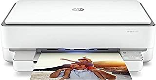 HP Envy 6020 5SE16B, Stampante Multifunzione, Stampa, Scansiona, Foto, Formato A4, Wi-Fi Dual-Band, USB 2.0, HP Smart, 3 Mesi di