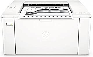 HP M102W LaserJet Pro Stampante Monocromatica, Wireless, fino a 600 x 600 dpi, Bianco