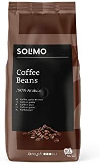 Marchio Amazon - Solimo Chicchi di caffe 2 kg (2 x 1 kg)