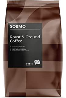 Marchio Amazon - Solimo Caffe macinato Aroma compatibile con diverse macchine da caffe - 1,36 kg (6 x 227g)