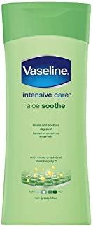 Vaseline Intensivo Cura Aloe Lenitivo Lozione 400ml