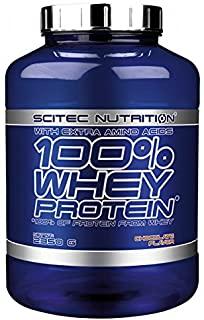 Scitec Nutrition 100% Whey Protein Shake
