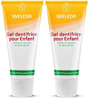 WELEDA - Weleda Gel Dentifricio per Bambini Pacco da 2 x 50 ml