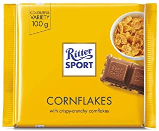 Ritter Sport Ciocc.100Gr Cornflakes