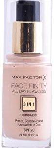Max Factor Correttori e Trucco Neutralizzante, Pearl Beige 35, 30 ml