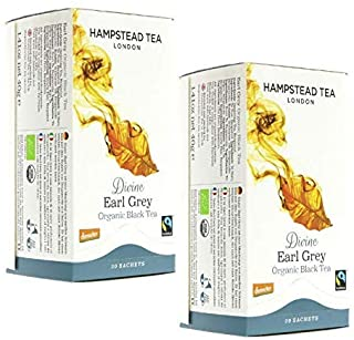 Hampstead Tea | Divine Earl Grey | 2 X 20 Bags