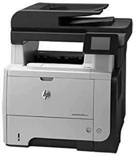 HP Laserjet PRO M521dw MFP, Stampante Laser Multifunzione Colori, Scanner, Fotocopiatrice, Fax, Stampa e Scanzione Fronte-Retro,