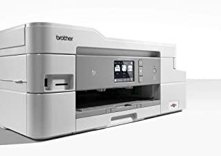 Brother MFC-J1300DW Stampante Multifunzione Inkjet 4 in 1 a Colori con Rete Cablata e Wireless, con FAX