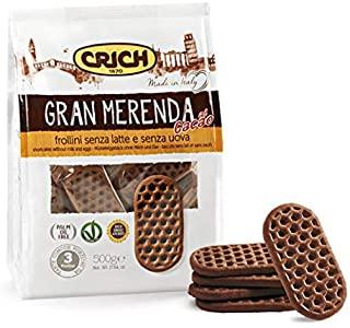 Gran Merenda al cacao con olio di girasole alto oleico gr 500