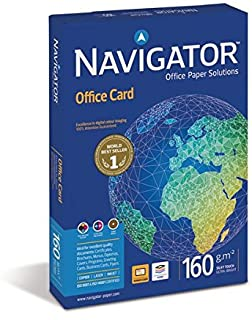 NAVIGATOR Carta Office Card A3 160GR 250FG 297X420MM