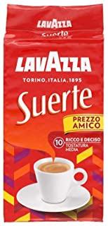Lavazza Suerte Pienaroma Caffe - Pacco da 5 x 250 g