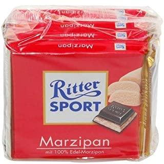 Ritter Sport Marzapane - Cioccolato 5 x 100 g