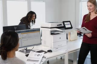HP 1PV65Anr.B19 LJ M528F 4in1 bianco-nero stampanti laser A4, doppio, Multi, mono