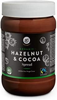 Marchio Amazon - Happy Belly Select - Crema da spalmare alle nocciole e al cacao biologica, 800g