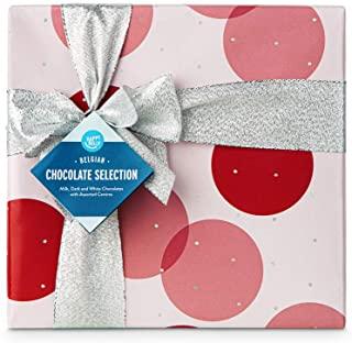 Marchio Amazon - Happy Belly Selezione di praline di cioccolato belga 500g