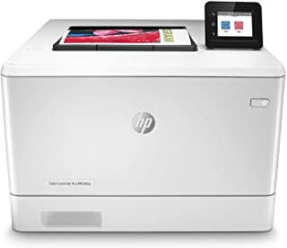 HP Color LaserJet Pro M454dw W1Y45A, Stampa Fronte e Retro Automatica, Formato A4, USB, Wi-Fi Dual Band, Gigabit Ethernet, HP Sm