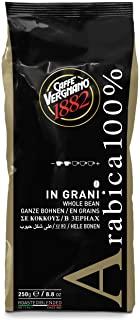 Caffe Vergnano 1882 Caffe in Grani Arabica 100% - 1 confezione da 250 gr