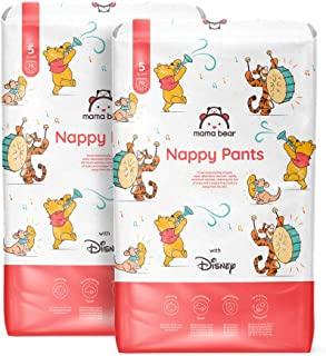 Mama Bear - Disney - 140 Pannolini mutandina - Taglia 5 (12-17 kg)