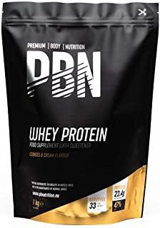 Amfit Nutrition Whey Protein Powder 1kg Cookies & Cream