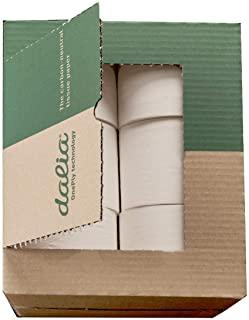 Dalia - Scatola di maxi rotoli di carta ecologica