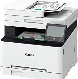 Canon 3102C008 MF643CDW 3in1 stampante laser a colori A4, WLAN, doppio, colore