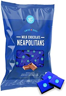 Marchio Amazon - Happy Belly Neapolitains Cioccolato al latte 900g