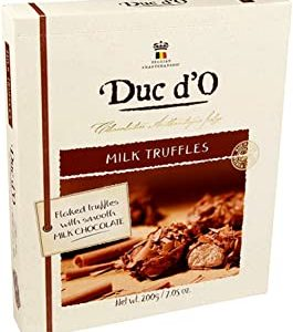 Duc d'O Milk Chocolate Truffles 200 g