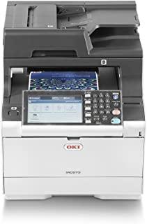 Stampante Multifunzione OKI MC573dn a Tecnologia LED, 4 in 1, a Colori, A4, Fronte-Retro, 30 Pagine al Minuto, con Software Gest