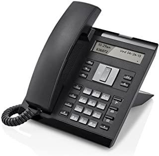 Unify OpenScape IP 35G Eco telefono IP Nero Cornetta cablata 2 linee