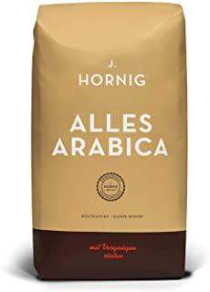 J. Hornig Caffe in Grani, 100% Arabica, 500g, torrefatto e confezionato in Austria