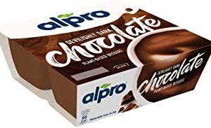 Alpro Dessert di Soia Gusto Cioccolato Fondente, 0.5kg