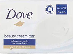 Dove, Saponetta Barra Original, 2 x 100g
